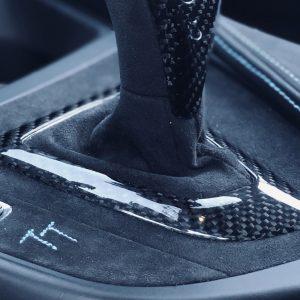 Interieur veredeln Thieme Cardesign Carbon Automatikhebel Fuß